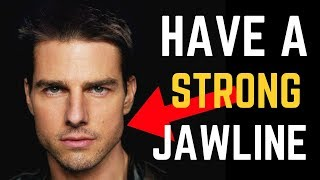 How to Make Your Face MORE Defined | Develop an Attractive Jawline