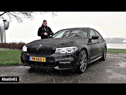 BMW 5 Serisi 540i M Paket - Test Ve Inceleme TR