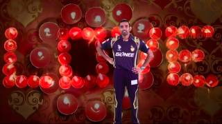 Robin uttappa sings for his new bride. wishing robbie and sheethal a great life ahead. subscribe now to stay connected kkr tv all season - follow us o...