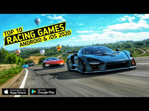 Top 10 Racing Games For Android & IOS 2020 | Realistic & High Graphics Racing Games