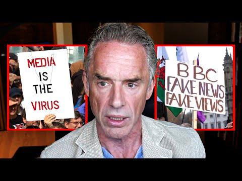 Jordan Peterson Predicts The Death Of Mainstream Media