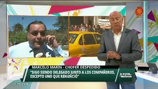 Cruce entre Marcelo Marín y Lagarto Guizzardi