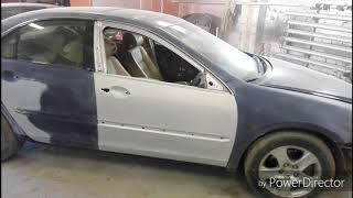 Кузовной ремонт. Покраска. Honda legend. Body repair