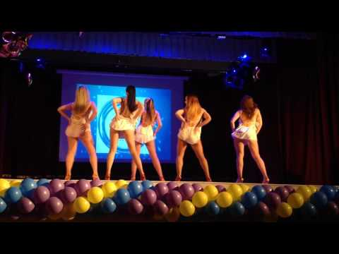 Pole dance, стрип-пластика - Студия танца Queens