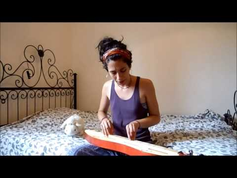 Queens of the Stone Age- The sky is falling (mountain dulcimer cover)