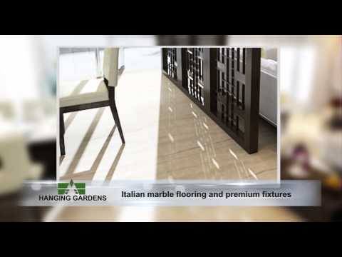 Hanging Gardens - Ultra Luxury Apartments in Bangalore