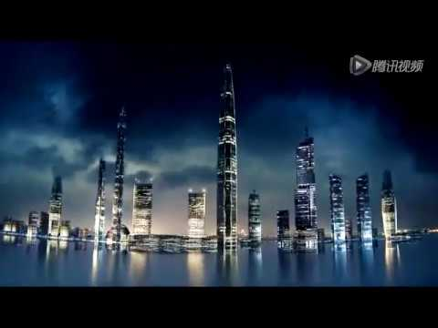 Wuhan Greenland Center Video