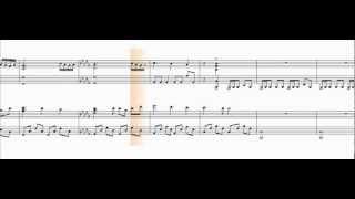 Märchenより「生と死を別つ境界の古井戸」を2台ピアノ譜にしてみました。