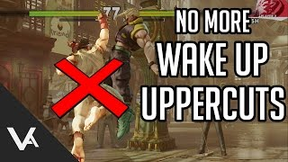 SFV - No More Wake-Up Invincible Reversals!? (Season 2 SF5 )