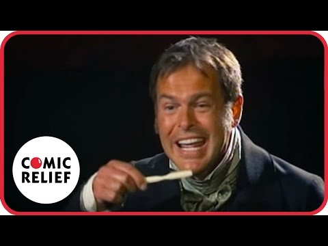 Dragons Den and The Toothbrush | Comic Relief