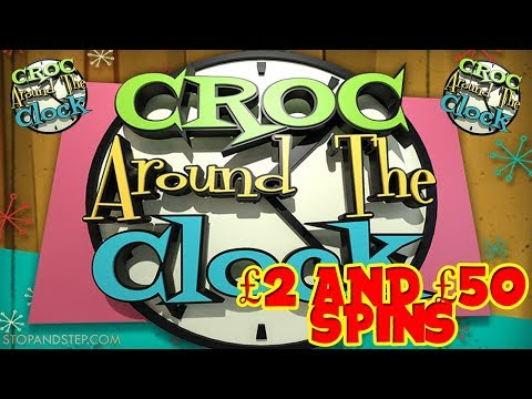£2 and £50 Games * Crock Around the Clock *