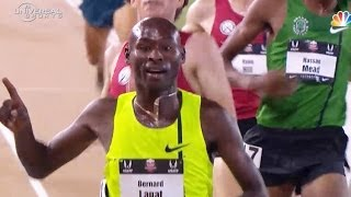 Bernard Lagat wins 2014 US Champs 5,000m - Universal Sports