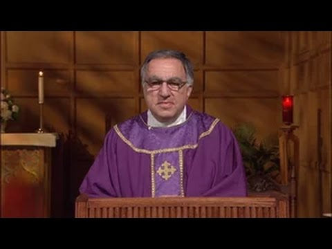 Daily TV Mass Monday, December 5, 2016