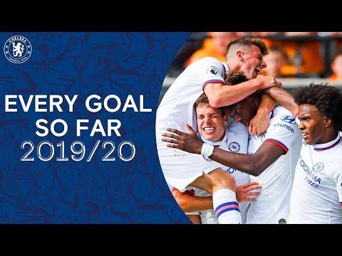 Tomori Screamer, Pulisic Hat-Trick \u0026 More | Every Premier League Goal So Far 2019/20