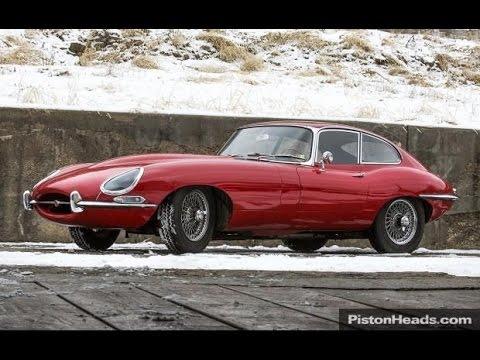 1966 jaguar e type series 1 4 2 litre coupe youtube. Black Bedroom Furniture Sets. Home Design Ideas