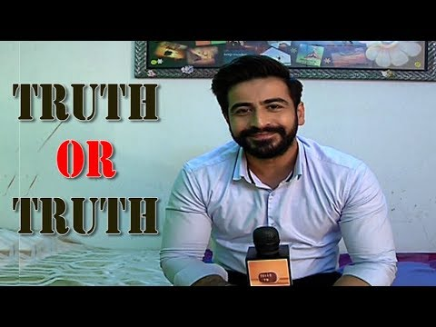 Truth Or Truth With Dishank Arora Aka Suyash | Ji Ji Maa