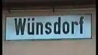 Путешествие по Вюнсдорфу, последнему бастиону России в Европе. Прощальная  осень гарнизона, 1993 год