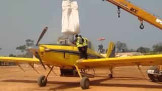 Air Tractor 502 - Nigeria