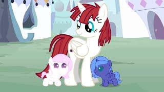 "Baby Luna and Celestia ""MLP ANIMATION"""