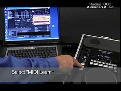 American Audio Radius 1000 - MIDI - Part 2 of 2 - YouTube on american dj lighting, audio 4 dj, american dj amplifier, american mobile dj, american dj supply, american standard service equipment, american dj equipment speakers,
