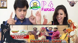 Wedding Pakistani Prank By Nadir Ali & Asim Sanata & Ahmed Khan In P 4 Pakao    Indian Reaction