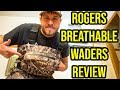 Rogers Toughman 3 in 1 Insulated Breathable Waders REVIEW
