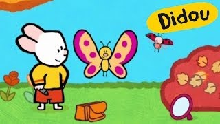Didou - Dessine-moi un papillon S02E01 HD