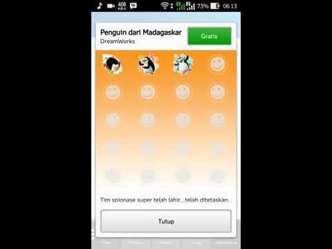 cara download stiker bbm gratis   Doovi
