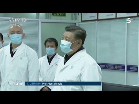 L'épidémie qui ébranle le régime de Xi Jinping - Reportage #cdanslair 10.02.2020