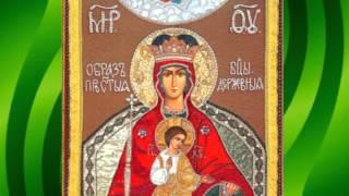 Калужская  обл.  Козельск.   Шамордино.(В данном монастыре все иконы вышиты в ручную монахинями. вот это красота рукотворная., 2014-12-07T17:34:14.000Z)
