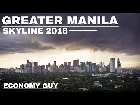 Greater Manila's Skyline 2018