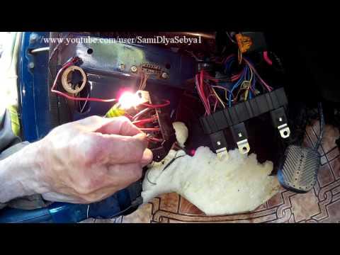 Не включаются вентиляторы охлаждения НИВА ВАЗ Все причины Поиск и устранение 2 я ч.