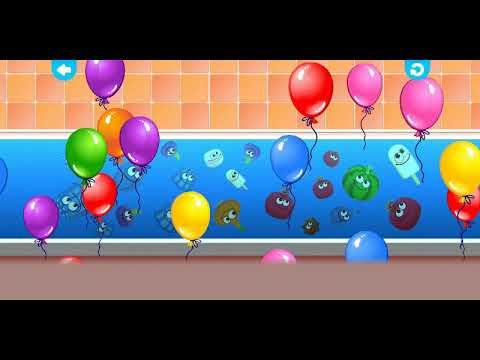 Selecting same object game   Improve kids observation  