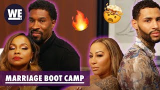 Marriage Boot Camp: Hip Hop Edition 😎🔥Sneak Peek