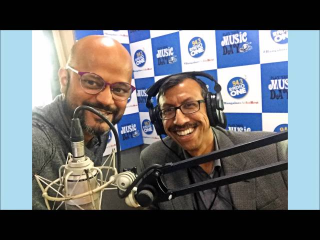 Jayant Swamy talks about Innovation Jockeys season 5 on Radio One - YouTube