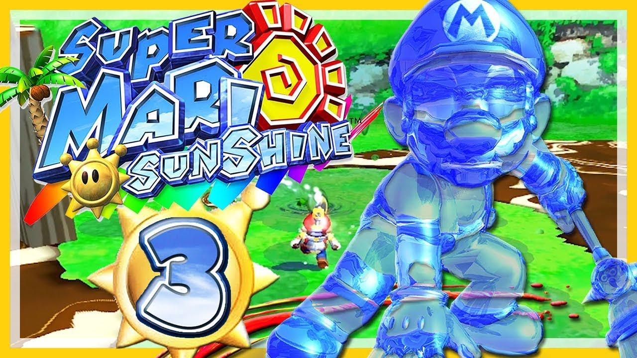Super Mario Sunshine 03 Rote Münzen Razzia Hd60 Lets Play