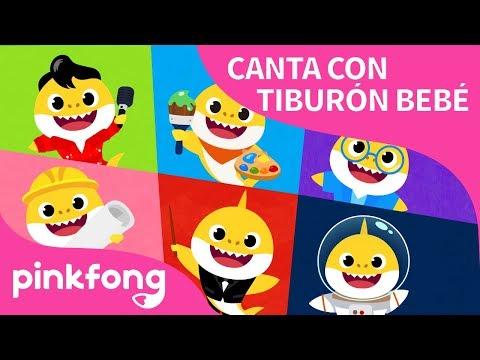 trabajos-del-tiburón-bebé-|-canta-con-tiburón-bebé-|-pinkfong-canciones-infantiles