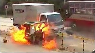 [Car Accident] Tai Nạn Giao Thông - Tai Nạn Hài Hước [Đâm Xe Cho Vui 😡😡 HaHa 😅😅] Part 14