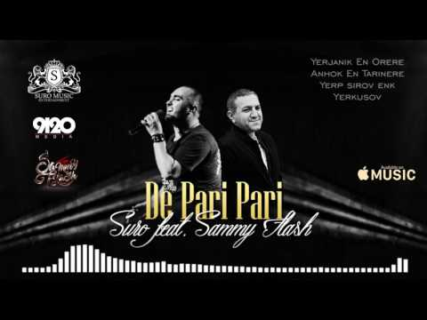 Suro Feat. Sammy Flash - De Pari Pari  Official (Audio)