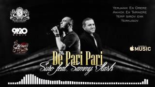 Suro feat. Sammy Flash - De Pari Pari  Official (Audio)