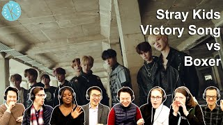 Classical Musicians React: Stray Kids 'Victory Song' vs 'Boxer'