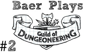 Baer Plays Guild of Dungeoneering (Pt. 2) - Rat King