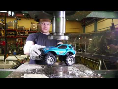 Hydraulic press channel saturday live stream