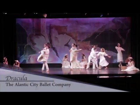Highlights from The Atlantic City Ballet's Dracula