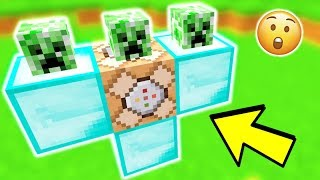 TOP 10 DES COMMANDES LES PLUS DINGUES DE MINECRAFT 1.13 !