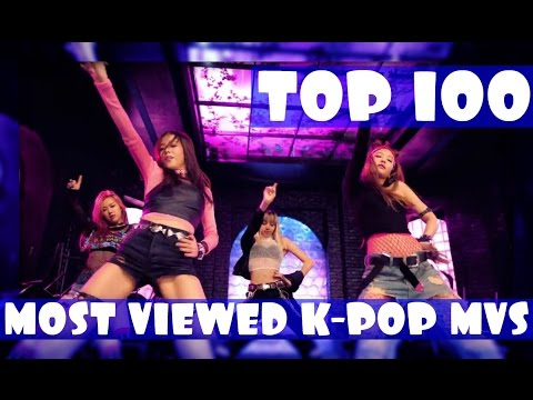 Download [TOP 100] MOST VIEWED K-POP MUSIC VIDEOS [OCTOBER 2016]