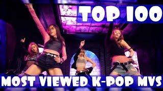 [TOP 100] MOST VIEWED K-POP MUSIC VIDEOS [OCTOBER 2016]
