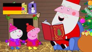 Peppa Wutz | Weihnachten - Zusammenschnitt | Peppa Pig Deutsch Neue Folgen | Cartoons für Kinder
