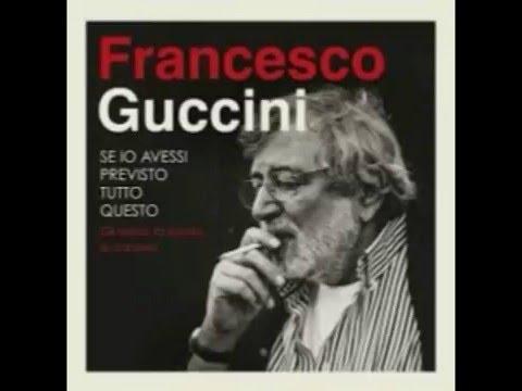 Francesco Guccini - La Locomotiva (Live)