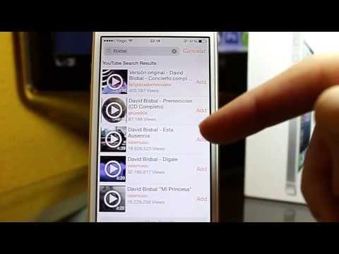 Musi | Escucha musica en Streaming en tu iPhone, iPad, y iPod Touch